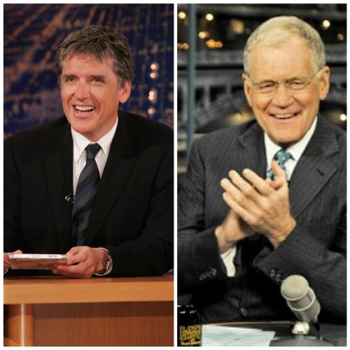 Late Show with David Letterman and Late Late Show with Craig Ferguson renewed- contracts extended until 2014.