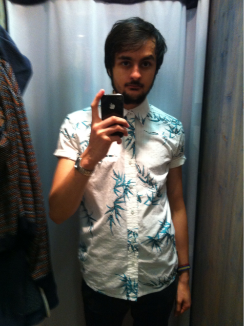 Deffo a big fan of this shirt!