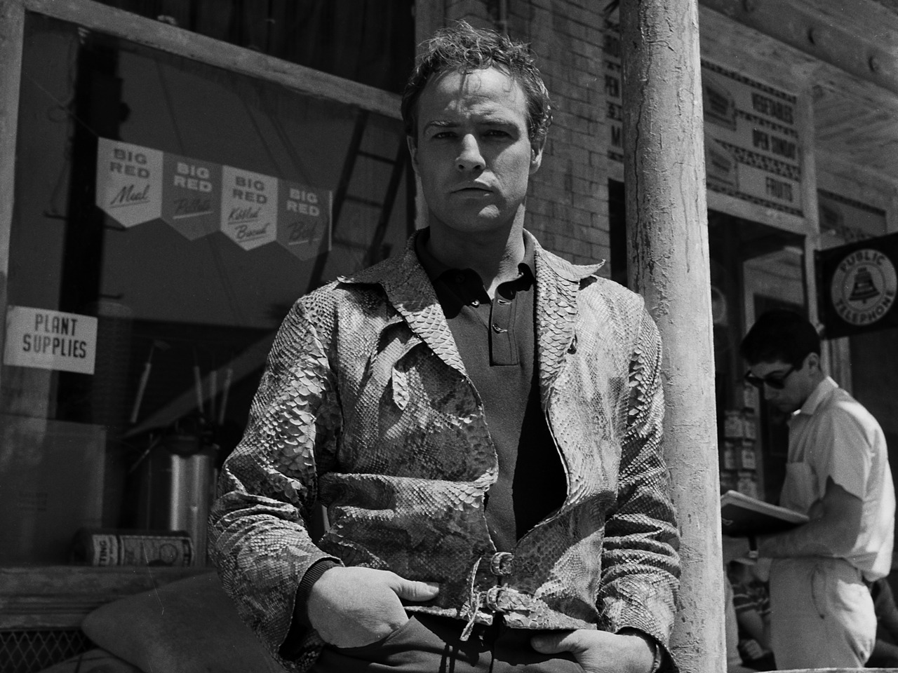Timeless Cool: Marlon Brando in The Fugitive Kind