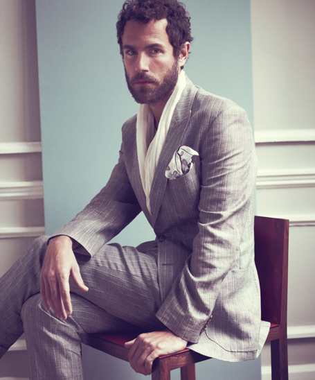theexplorationexpedition:  Joseph Abboud S/S2012