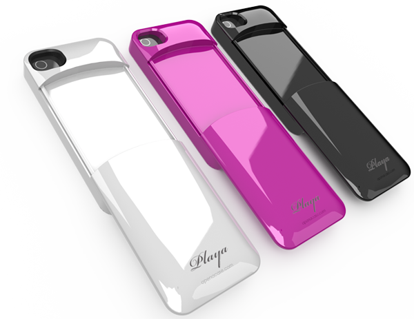 The Playa™ Case offers protection for you and your iPhone.