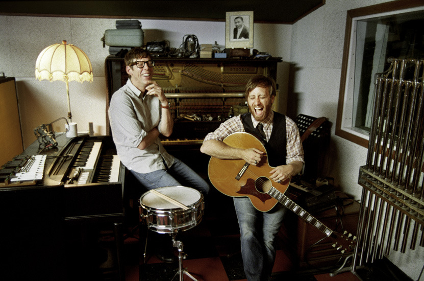 The Black Keys by Danny Clinch