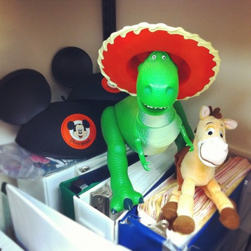 The land of #disney misfit toys (Taken with instagram)