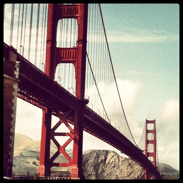 Missing San Francisco. (Taken with instagram)