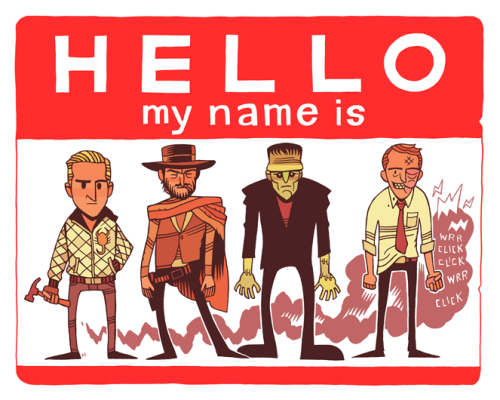 mrhipp:  HELLO, MY NAME IS…