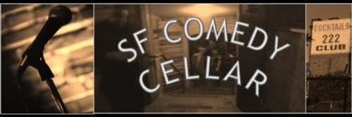 Tonight: Open Mic @ SF Comedy Cellar. 222 Hyde. SF. Free. Sign-Ups: 6:45PM. Show: 7-10PM. Hosted by Lyall Behrens.   Open mic tonight in the SF Comedy Cellar at 222 Hydefrom 7p-10p! Doors open and sign-up starts at 6:45p. Lyall Behrens will be handling hosting duties and Katie Dae will be serving up happy hour specials until 9pm including $3 Drafts & Wells, $5 Fernet, Jameson & Jack shots, $8 Pizza/Beer Combos, $5 Pita & Hummus! (Via Facebook)