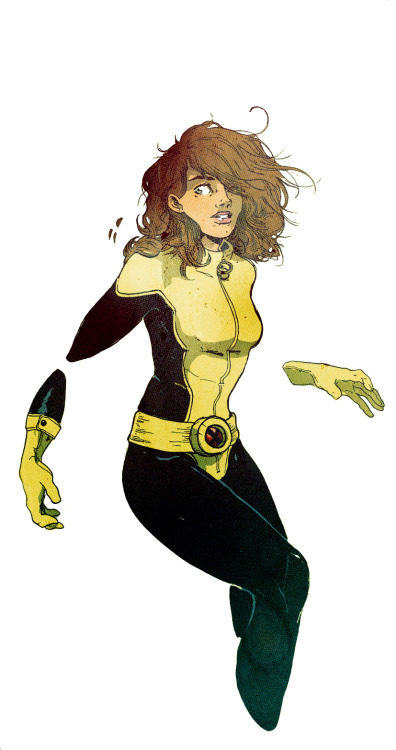 stefantosheff:  X-babe 2/4 Kitty pryde  Love!