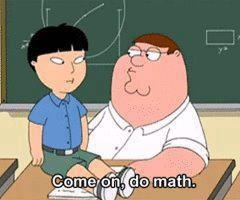 do math you asian