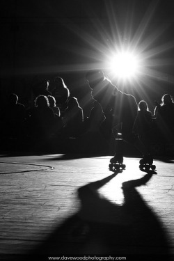 Roller Derby - Best of 2011 (by Dave Wood Photography)