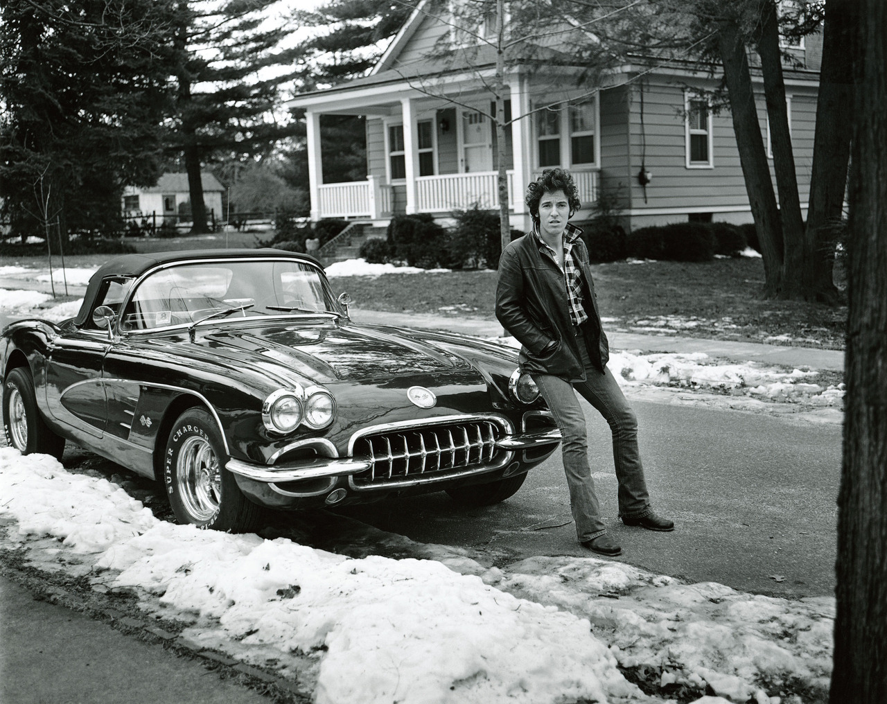 theimpossiblecool:  Bruce. photo by Bruce Stefanko  I want Bruce's car!!!! IT'S PERFECT!!! THAT'S WHAT I WANT.
