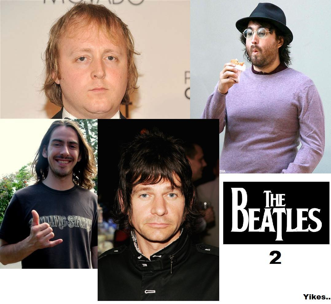 """Paul McCartney's son wants to create a ""new generation"" Beatles band with other Beatles members sons. This is what it would look like…"""
