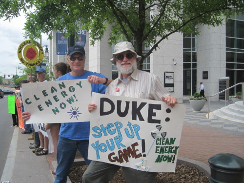 Duke Energy can and must do better for people in NC!