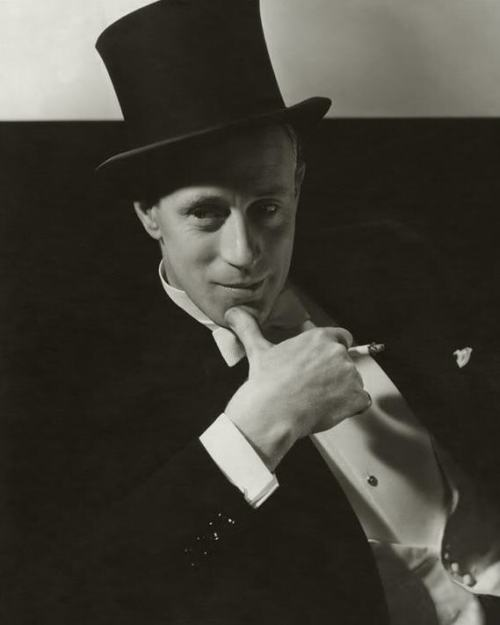 "wehadfacesthen:  Leslie Howard, April 3rd, 1893 - June 1, 1943 ""The truth is that, to enjoy acting, one must be an exhibitionist at heart."" via the-asphalt-jungle"