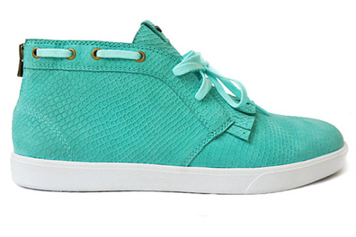 Ibn Jasper X Diamond Supply Co. - Tiffany sneakers