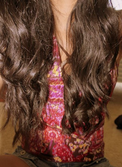 Natural curls!