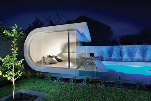 architecturedesigns:  Canny homes Pool House