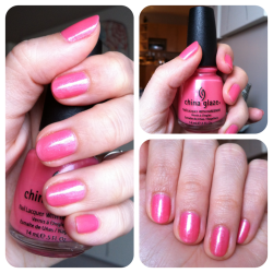 "China Glaze ""Naked"" (dupe for Chanel ""Morning Rose"") on LJ."