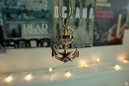 i need my anchor back
