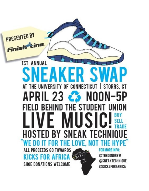 georqee:  SneakerSwap!