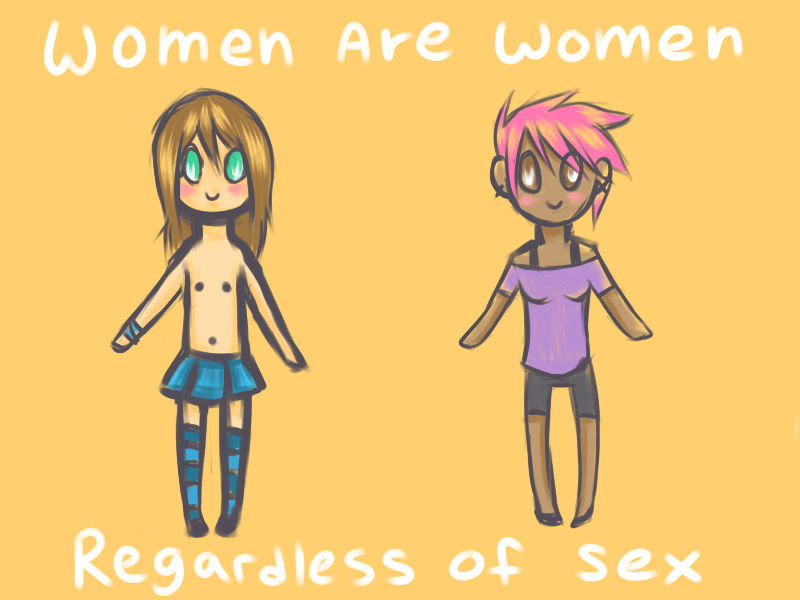 strixus:  fullmetalbrony:  chotpot:   People are butts about gender sometimes! So here is a comic talking about how it really isn't a big deal!  When I was with James this week I wrote a little poem about genderand decided to draw a comic for said poem. Hope you guys enjoy!  How I feel about gender in one post.  A summary of how I feel about gender, all in one post. I love people who aren't even human.
