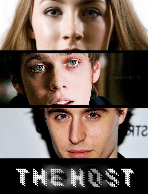 Saoirse Ronan, Jake Abel and Max Irons