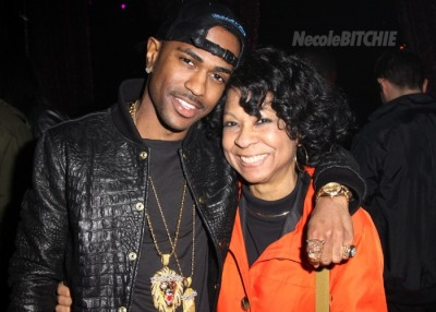 fuckyeahbigsean:  @BigSean x his mom (@anderson18011) via necolebitchie.com Follow http://big-believers.tumblr.com/
