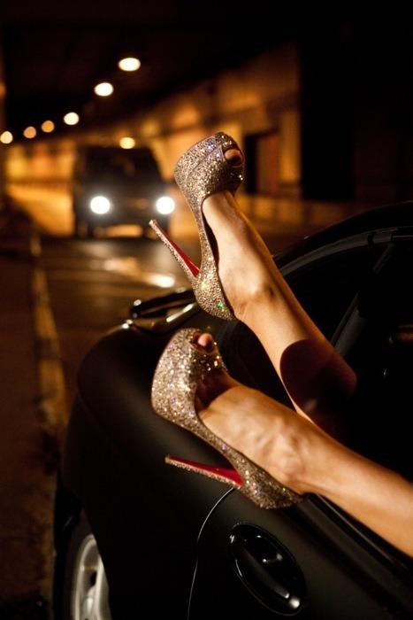 Cute Heels Pumps Shoes Loboutin