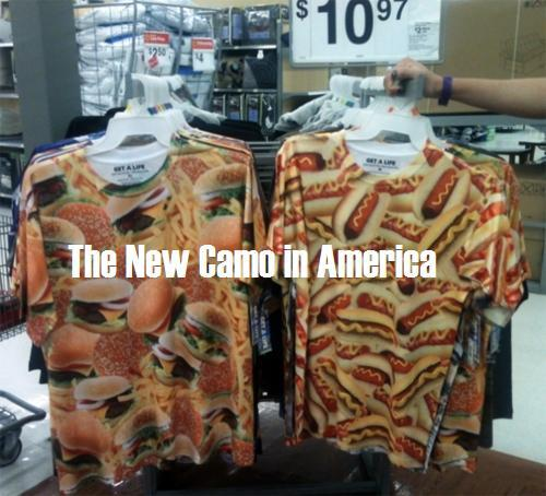 It's the latest in American fashion.