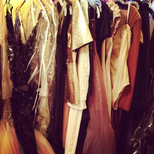 Could you guess today's theme? #wardrobe #fashion #style (Taken with instagram)