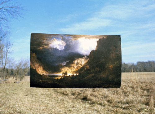"grapevinezine:  Haley Richter from her series ""Projections from the Cave""  Haleeyyyyyy haley haley haley"