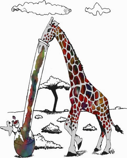 chuckhistory:  juelz666:  WIN  I didn't know giraffes needed to smoke weed… cause they are already so high. Get it?  GET IT? GET IT?!? I AM SO FUNNY!!!