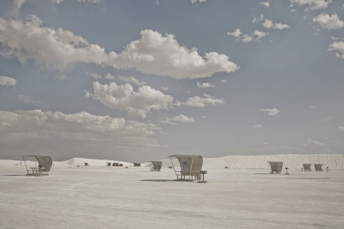 ROAD TRIP image no.333 White Sands, NM June 27th, 2011 Mark Peter Drolet + click through to see larger