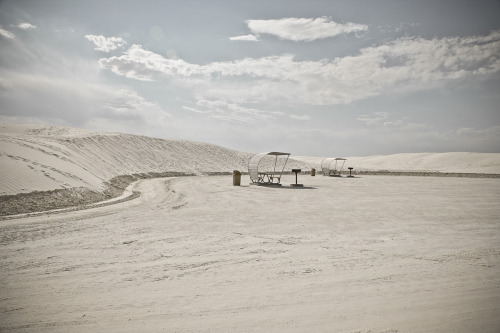 ROAD TRIP image no.334 White Sands, NM June 27th, 2011 Mark Peter Drolet + click through to see larger