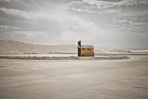 ROAD TRIP image no. 335 White Sands, NM June 27th, 2011 Mark Peter Drolet + click through to see larger