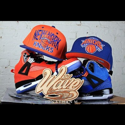 #snapbacks #hats #blue #orange #nike #air #jordan #strapback #swag #fashion #black #photography #illustration #cool #fly #fresh (Taken with instagram)
