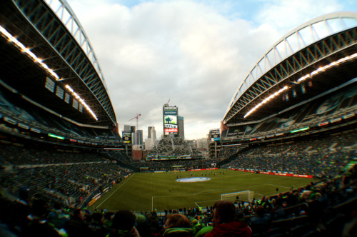 valleyandcoast:  Centurylink Stadium