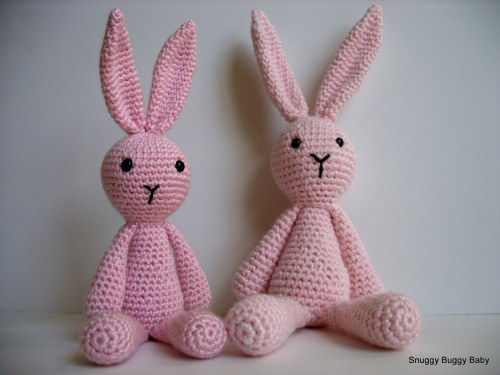 Baby Bunny $16.00 Mama Bunny $20.00 or available as a set for $34.00!