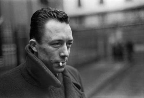 Albert Camus (1913-1960) was a French-Algerian philosopher starting the movement known as absurdism. With his highly successful works like The Stranger, The Rebel, and The Fall, Camus was awarded the Nobel Prize in Literature in 1957, only three years before his death, making him the shortest lived Nobel winner. Not only was he an incredibly influential and intelligent man, he wasn't too bad on the eyes either.