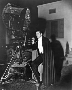 monstercrazy:  Bela Lugosi, Dracula (1931).