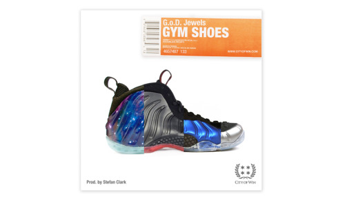 "W1NSDAY MUSIC: G.o.D Jewels ""Gym Shoes"" Chicago emcee G.o.D. Jewels brings you ""Gym Shoes,"" the latest track from our compilation album W1N Volume I. Jewels is the newest addition to the project, joining local hit-makers YP & Calliko with their track ""Let Me Smoke."" Check out the MUSIC section of our site to download the latest single now, and be sure to check out our photo and video Summer Lookbook starring G.o.D. Jewels."