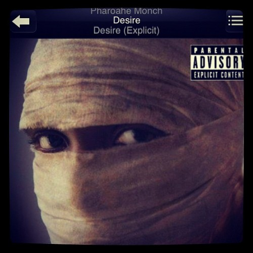"#NP Pharoah Monch "" Desire "" #OrganizedKonfusion #instahiphop #trueschool  (Taken with instagram)"