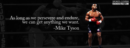 Mike Tyson Facebook Covers