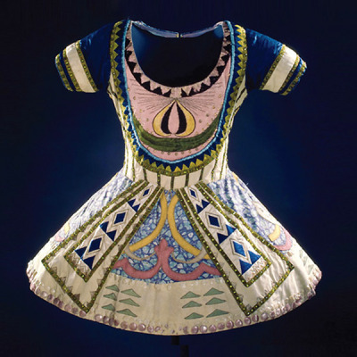 Tunic from costume for the Blue God, c. 1912