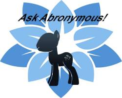 Hello Tumblr! I made this blog to ask questions to people who block anonymous and practice using Adobe Flash CS5.    I plan on just using this blog to mess show my appreciation to some of my favorite blogs! I am a vector artist(which is just a fancy way of saying I trace), and a fresh new animator. The purpose of Abronymous is to use this character as an empty vessel. I will try my best not to give him too much personality. Therefore I will probably not post responses to any questions. But feel free to drop a comment or two. Who knows, maybe Abronymous will develop, but for my now my goal is set. Thanks for checking my page out! …The name sounded better in my head.