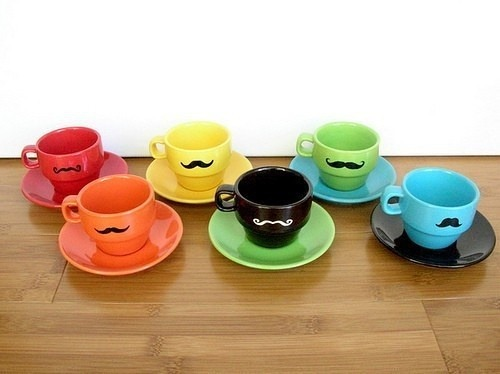 ohhrexella:  Totally want these cups…