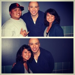 Thanks to my cousin for taking me to see Jo Koy :D