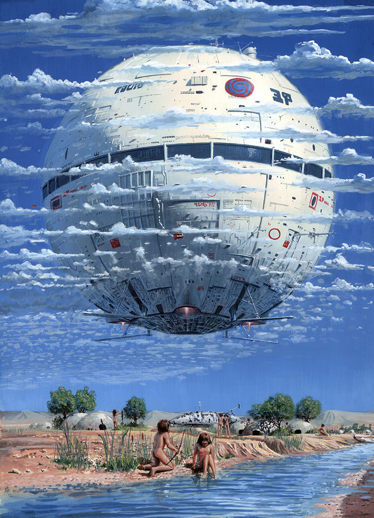 "Peter Elson, ""Fantastic Planet."""