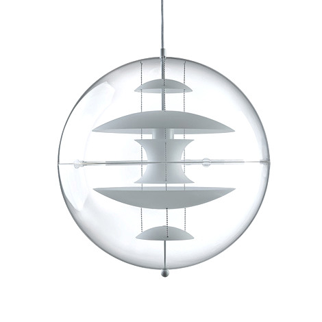 VP Globe Lamp by Verner Panton