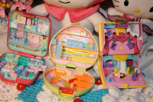 Polly Pockets [Etsy]