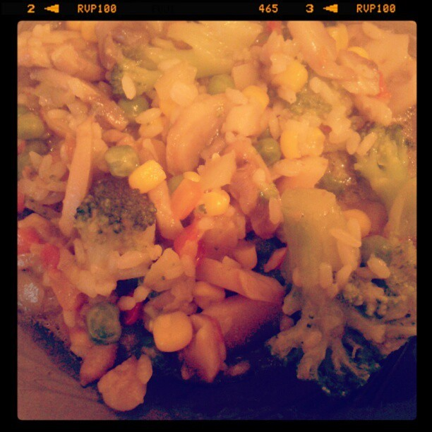 #vegan #healtyfood #vegetables (Taken with instagram)